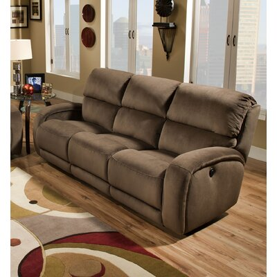 Fandango Double Reclining Sofa Recline: Manual