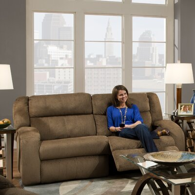 550-30-cover 109-18 SMN1193 Southern Motion Maverick Lay Flat Reclining Sofa