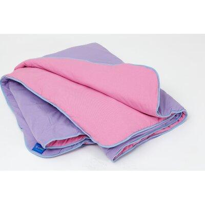Max Matt / Comforter Color: Hot Pink / Light Blue / Purple, Size: Full