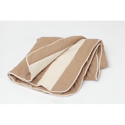 Max Matt / Comforter Color: Dark Khaki / Light Khaki, Size: Full