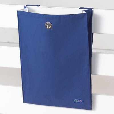 Large MaxPack Color: Blue / White