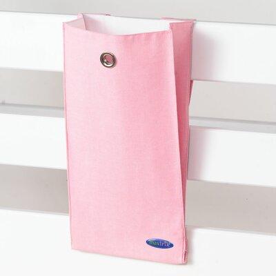 Medium MaxPack Color: Soft Pink / White