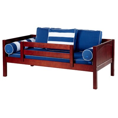 YEAH Daybed Finish: Chestnut