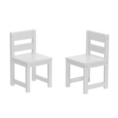 Kids Chair Finish: White