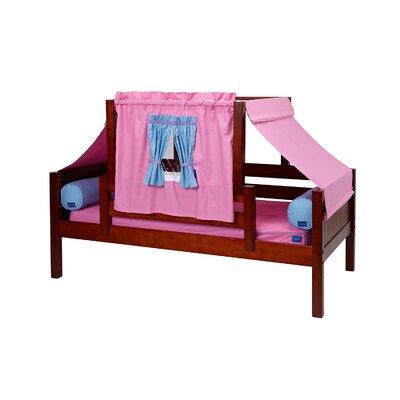 YO28 Bed Color: Chestnut