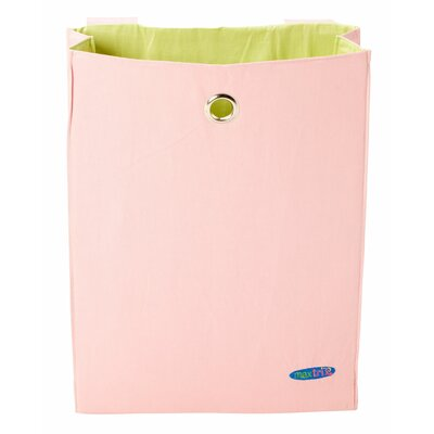 Large MaxPack Color: Soft Pink / Green