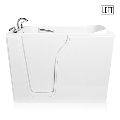 55 x 35 Whirlpool Bathtub