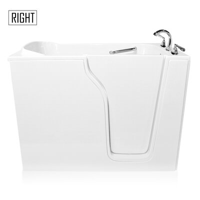 55 x 35 Whirlpool Bathtub