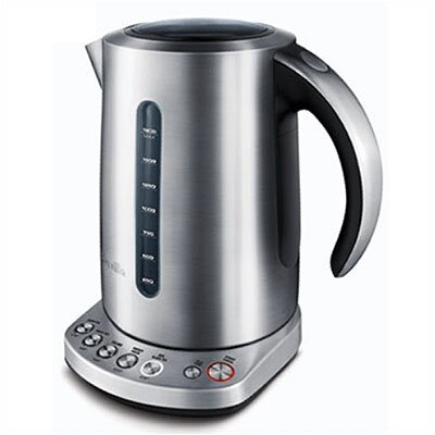 French Classic 1.9 qt Stainless Steel Variable Temperature IQ Tea Kettle