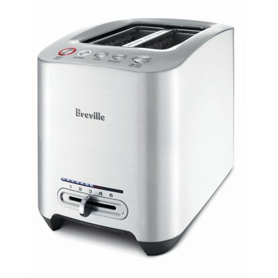 Remanufactured Die-Cast 2-Slice Smart Toaster