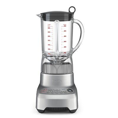 Breville - BBL605XL the Hemisphere Control Blender (Stainless Steel) - Home