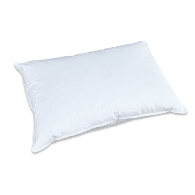 Creative Living Solutions Bed Feather and Down Pillow Size: Standard/Twin