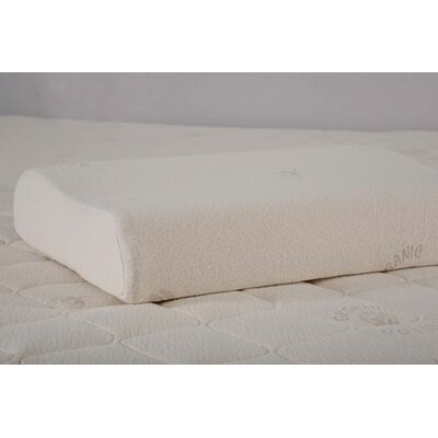 Organic Dunlop Latex Queen Pillow