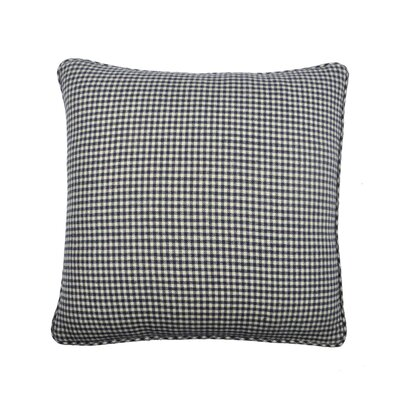 George Cotton Throw Pillow