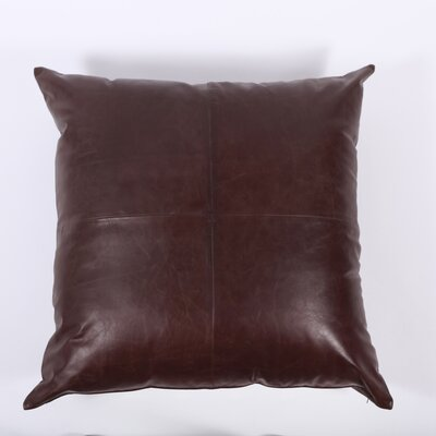 Leather Floor Pillow