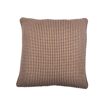 Henry Cotton Throw Pillow
