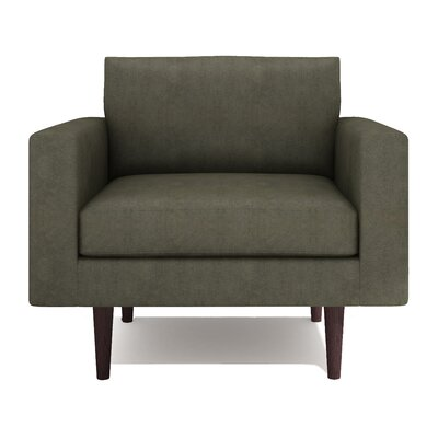 Brady Armchair Color: Bella Pewter