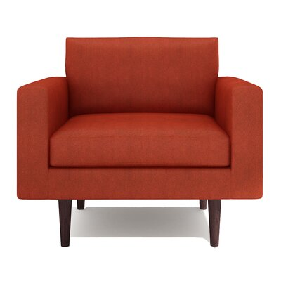 Brady Armchair Color: Bella Coral