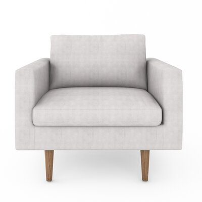Brady Armchair Color: Bella Grey