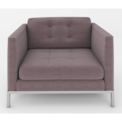 Jack Arm Chair Color: Belfast Sone