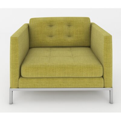 Jack Armchair Color: Parrot