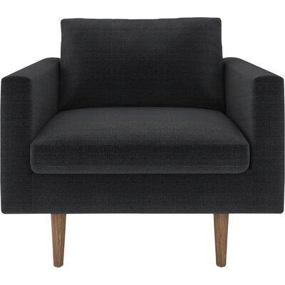 Brady Club Chair Upholstery: Belfast Midnight