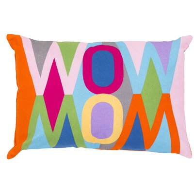 Mod Pop Cotton Lumbar Pillow