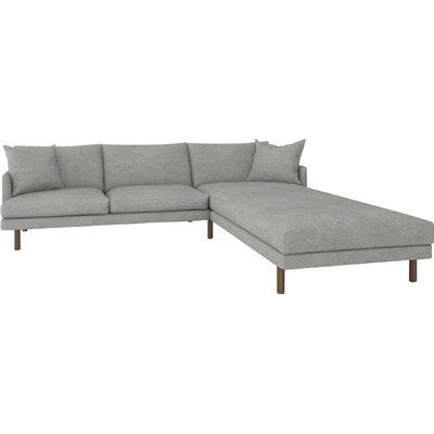 Tabitha Sectional Upholstery: Sonoma Sea Gray