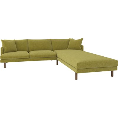 Tabitha Sectional Body Fabric: Parrot