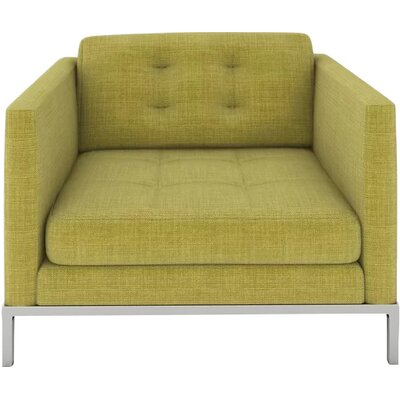 Jack Armchair Body Fabric: Parrot