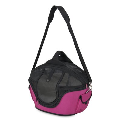 Pet Carrier Color: Hibiscus
