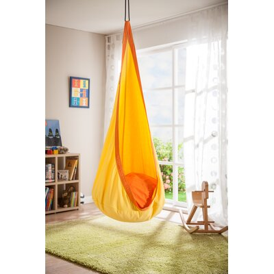 JOKI Cotton Chair Hammock Color: Sunny