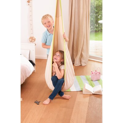 JOKI Cotton Chair Hammock Color: Turtle