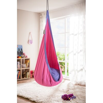JOKI Cotton Chair Hammock Color: Lilly