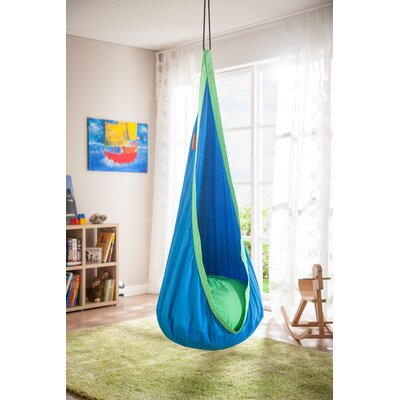 JOKI Cotton Chair Hammock Color: Dolfy