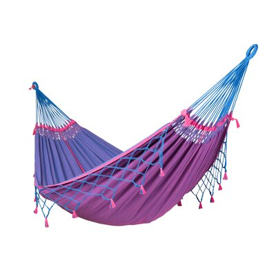 Copa Cotton Tree Hammock Color: Samurai Blue