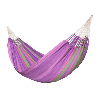 FLORA Organic Family Cotton Tree Hammock Color: Blossom