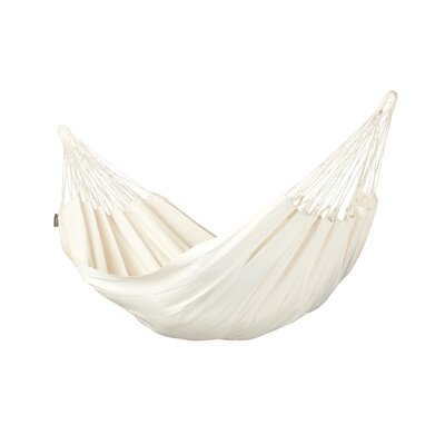MODESTA Organic Single Cotton Tree Hammock Color: Latte