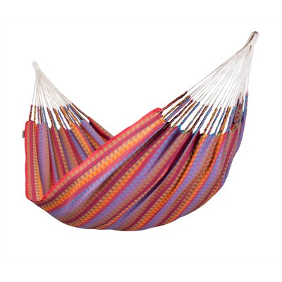 CAROLINA Double Cotton Tree Hammock Color: Flowers