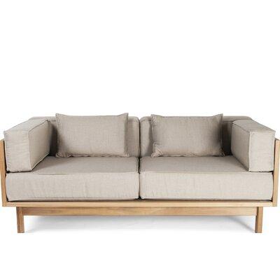 Falsterbo Sofa Cushion Fabric Natural Sunbrella - Product photo