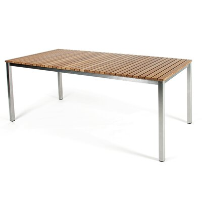Haringe Dining Table Table Medium Powder Coated - Product photo
