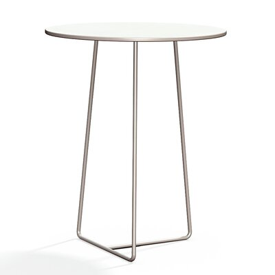Reso Dining Table Finish: Pink