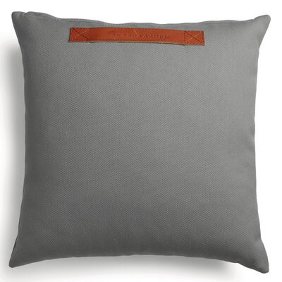 Tofta Throw Pillow Color: Light Gray