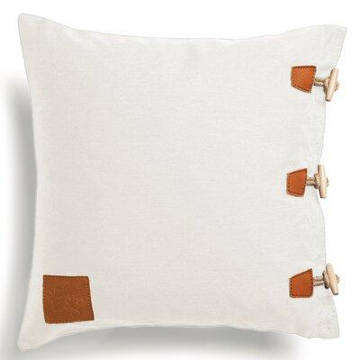 Hemse Outdoor Loveseat Cushion Fabric: White