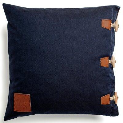 Hemse Outdoor Loveseat Cushion Fabric: Marine Blue