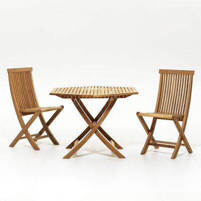 Viken 3 Piece Dining Set