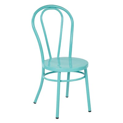Odessa Side Chair Finish: Pastel Teal