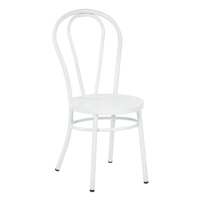 Odessa Side Chair Finish: White