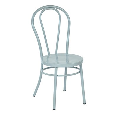 Odessa Side Chair Finish: Pastel Quarry