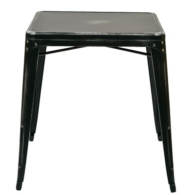 Krishtha Dining Table Finish: Antique Black